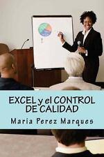 EXCEL y el CONTROL de CALIDAD by Maria Marques (2013, Paperback)