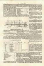 1895 Arndt's patented Econometer Great Western BROAD GAUGE Metropolitan engine
