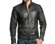 Lionstar Exclusive Stylish Motorbike Motorcycle Real Leather Biker Style Jacket