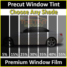 Fits 2004-2017 Chevrolet Express Passenger EXT Van Full Precut Tint Premium Film