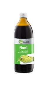 NONI FRUITS JUICE 100% 1000ml **Morinda citrifolia**