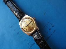 OLD vintage   Mechanical GERMAN Wrist Watch  RUHLA 1970 MADE IN GDR