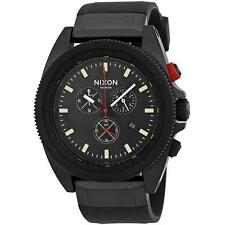 Nixon Men's Analogue Wristwatches with Chronograph