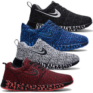 Scarpe Da Ginnastica Da Uomo Sneakers Sportive Passeggio Impermeabili In Pelle