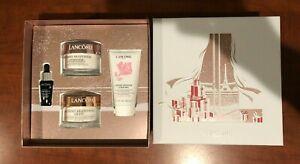Lancome Bienfait Multi-Vital Collection 4 Pc Dry Skin Set New in Box