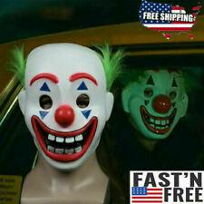 Joker Mask arthur fleck halloween teen adult costume party cosplay prop face