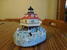 """ Thomas Point Shoal Light "" Maryland Dave Grossman Coll. Music box"