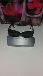Calvin Klein Jeans Brillen Etui & Sonnenbrille Gestell Lila
