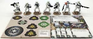 FFG Legion Mini Loose 28mm Stormtroopers #6 NM