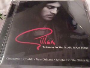 IAN GILLAN Talisman: In The Studio And On Stage (2 CD) Album POST FREE