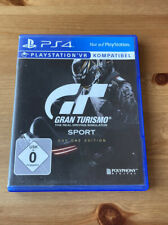 Gran Turismo Sport für ( Day one Edition) PS4