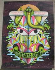 WIDESPREAD PANIC Fox Theatre - Atlanta New Years 2017 Concert Poster #d 19 of 60