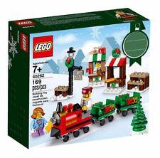 NEW IN BOX LEGO 40262 Christmas Train Ride 2017 Holiday Seasonal SEALED