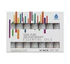 Pursonic 100% Pure Professional Therapeutic Grade Essential Oils Set Of 14