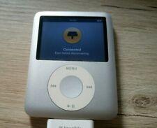 Apple iPod Nano 3rd Generation Silver (4GB) A1236