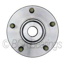 BCA Bearing WE61017 Frt Hub Assy