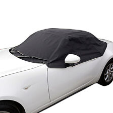 Mazda Miata MX5 Mk4 Soft Top Roof Protector Half Cover - 2015 to 2018 (262)