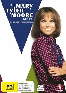 The Mary Tyler Moore Show : Season 4 (DVD, 2015, 3-Disc Set) brand new sealed!