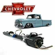 """1960-66 Chevy Truck 33"""" GM STYLE TILT STEERING COLUMN SHIFT keyed apache k10 C10"""
