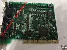 100% test  CONTEC COM-2P(PCI)H NO.7209    (by DHL or EMS)#J1688