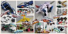 Power Rangers - Figures, Weapons, Vehicles & Accessories - various lots