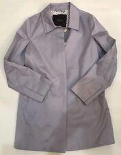 Coach Women's Raincoat Trench Coat Jacket Size Small EUC