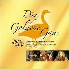 Die goldene Gans (The Golden Goose) German Cast Recording CD