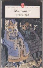 Boule De Suif - Guy De Maupassant .Falké en couverture . TBE.1997.
