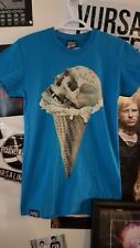 Drop Dead Clothing RARE! Men's Small 'Skull Cone' Classic T-Shirt
