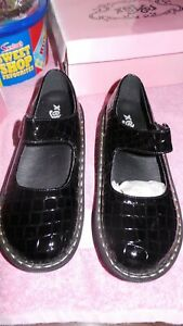 Black size 5 adults flat black brand new Xeyes shoes