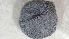 Heirloom Alpaca 8 Ply #935 Blue / Grey 100% Alpaca