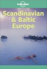 LONELY PLANET:  SCANDINAVIAN AND BALTIC EUROPE  (2001)  EX-LIBRARY