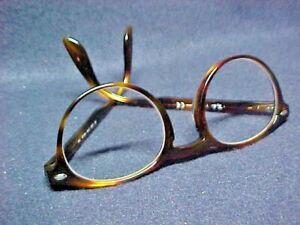 RAY-BAN RB 5283 2144 Round Striped Tortoise Frame Prescription Eyeglasses Lenses