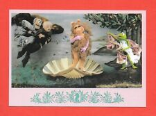 Miss Piggy's Art Treasures The Birth of Modern Postcard Muppets Art Unlimited