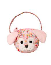 DOUGLAS Cuddle Toys Floral Pink Dog Lil' Sak - 5583 NEW