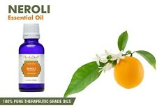 Neroli Essential Oil 100% Pure Natural Aromatherapy Oils Therapeutic Grade