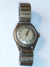 VINTAGE Watch ancien MONTRE AUTOMATIQUE uhr bracelet FIXOFLEX