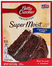 Betty Crocker Chocolate Fudge Cake Mix 432g