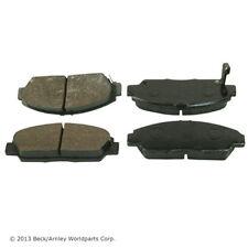 Beck/Arnley 082-1463 Disc Brake Pad, Front
