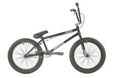 "Division BMX Bike - Fortiz - 21.0""TT 20"" Wheel - Gloss Black / Polished"