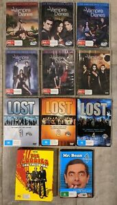 Classic Hit TV Series Season Box-Sets Shows DVD's Sets - Pick & Save From $3.99!