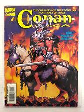 Conan Saga # 94 Gran Tamaño Cómic Revistas Marvel 1995