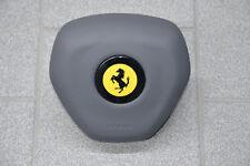 Ferrari 458 Italia 488 California-T ff Airbag Volant Gris Steering wheel Gray