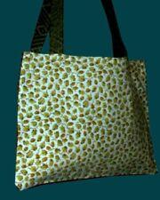 "William Morris  "" Acorn "" Carpet Bag Unique Stylish Fashionable 4uni"