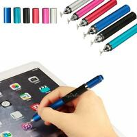 2in1 Capacitive Touch Screen Stylus Ballpoint Pen for iPhone for Samsung Tablet