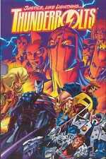 Thunderbolts: Justice, Like Lightning by Busiek & Bagley 2001, Tpb Marvel Oop