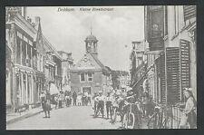 Dokkum  Kleine Breedstraat  (reprint)