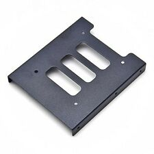 "2.5'' SSD HDD To 3.5"" Metal Mounting Adapter Bracket Dock For PC SSD Holder"