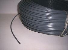5503) PVC, Gris Foncé, Baguette de soudage plastique, Fil de soudage, Ø 4mm