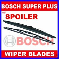 BOSCH WIPER BLADES PAIR SPOILER BMW E36 coupe & compact